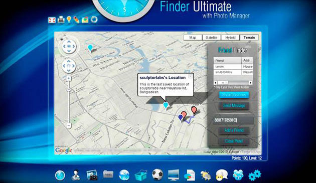 Finder Ultimate - Flash App